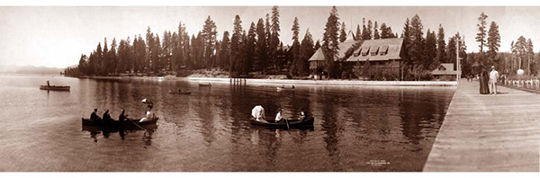 Lake Tahoe & Reno 1908